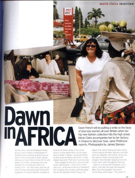 Dawn in Accra in 2002 p1